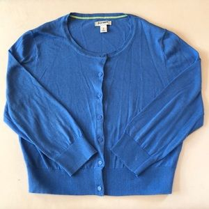 Old Navy cropped 3/4 sleeve cardigan. Size M